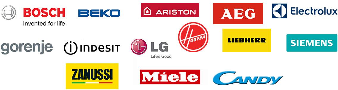Blagovne znamke gospodinjskih aparatov