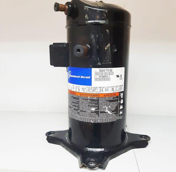 kompresor za klimatsko napravo ali toplotno črpalko Copeland