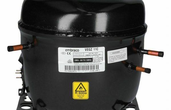 Kompresor za hladilnik EMBRACO Vegz11c