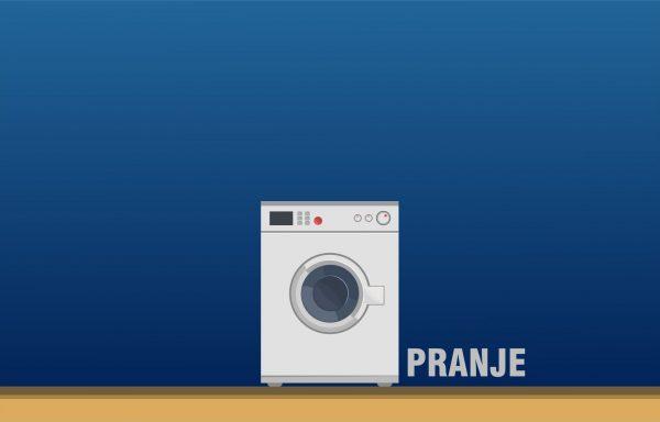 Rezervni deli za pralne in pomivalne stroje